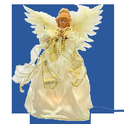 Download Christmas Angel PNG Transparent Image.