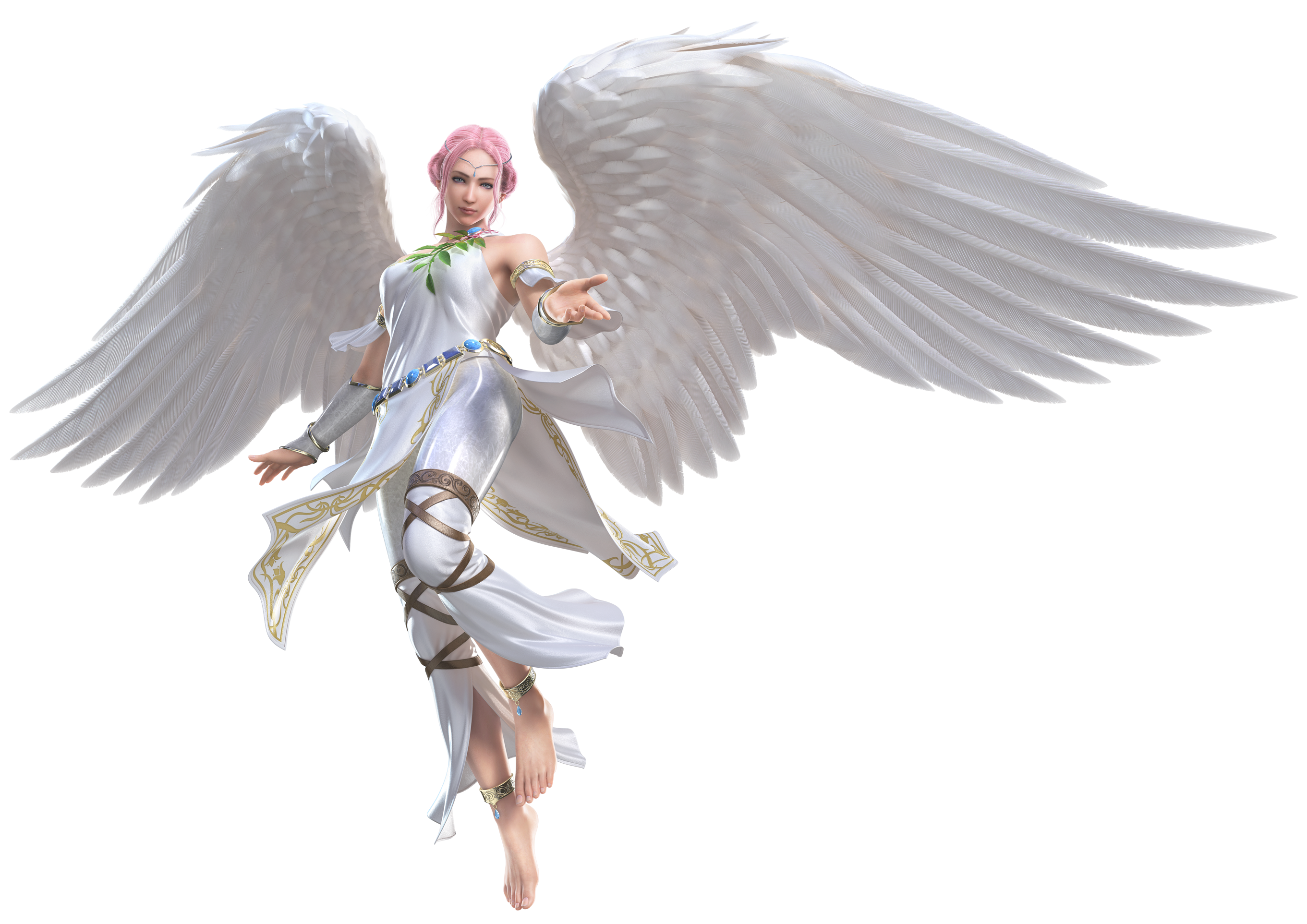 Angel PNG Image.
