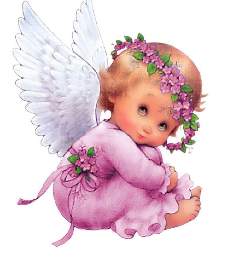 Pink Angel PNG Transparent Pink Angel.PNG Images..