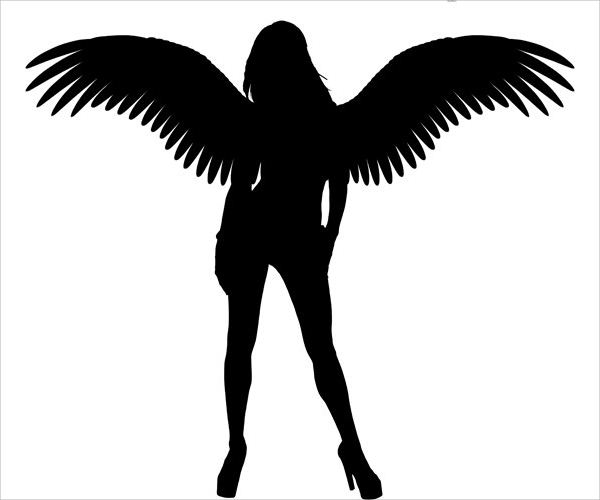 9+ Angel Silhouettes.