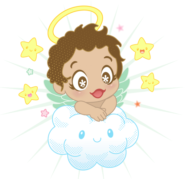 Clipart angel star, Clipart angel star Transparent FREE for.