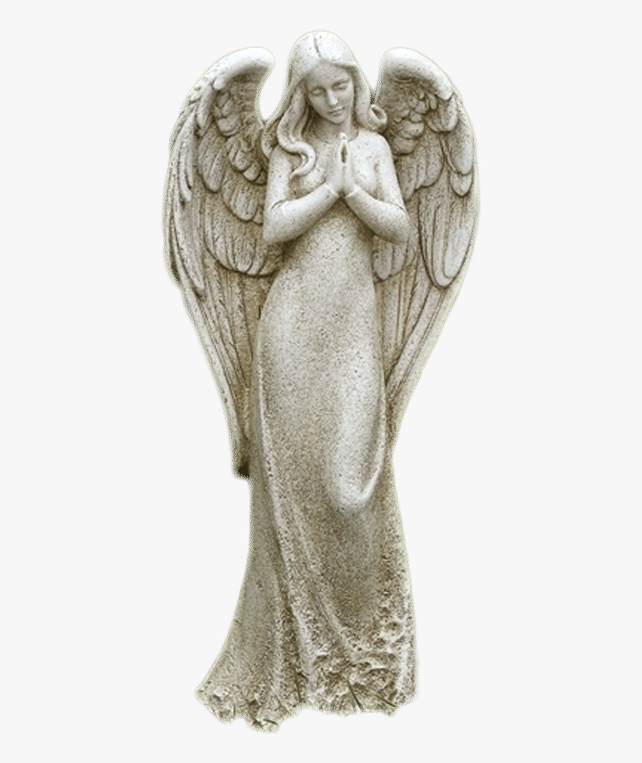 Praying Angel Png.
