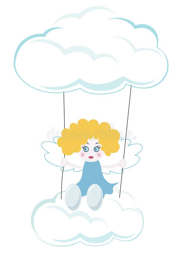 Swinging Wings Stock Illustrations.