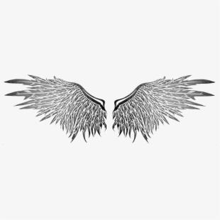 Wings Tattoos Clipart Beach.