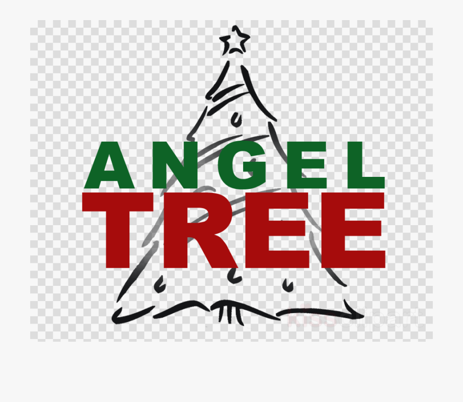 Angel Tree Clipart , Transparent Cartoon, Free Cliparts.