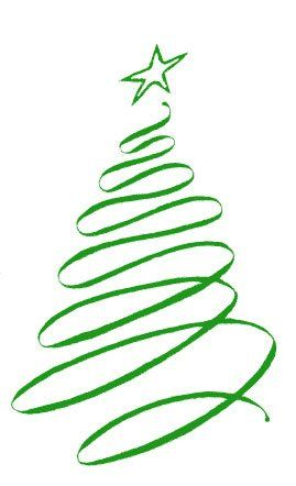 christmas ribbon clip art.
