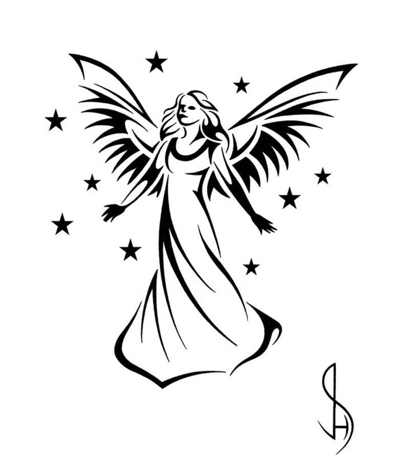 Guardian Angel Design.