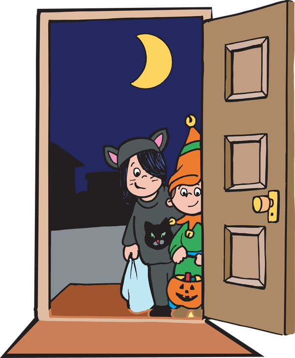 Halloween Kids.