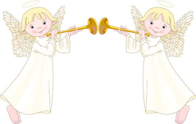 Angel trumpet clipart 20 free Cliparts