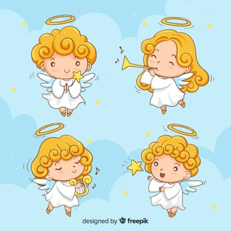 Angel Vectors, Photos and PSD files.