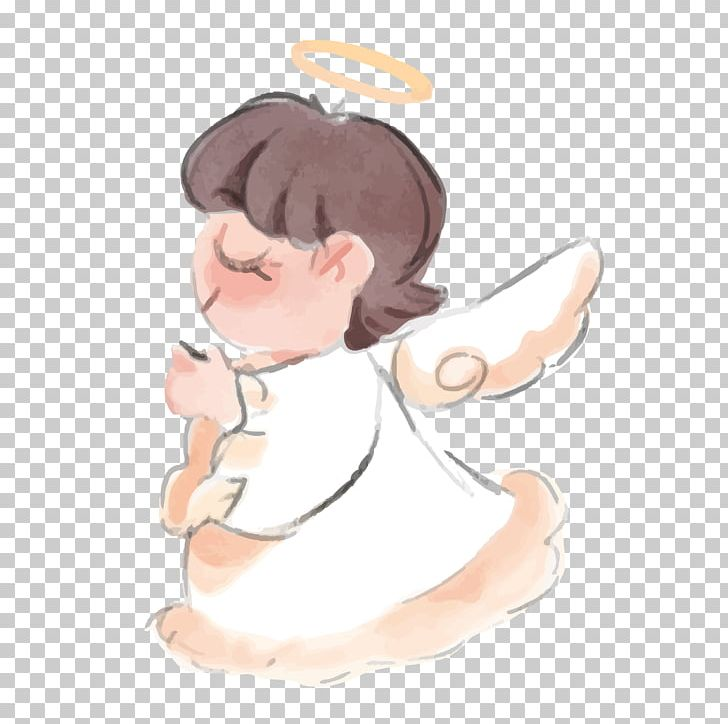 Angel Watercolor Painting PNG, Clipart, Angels, Angels.