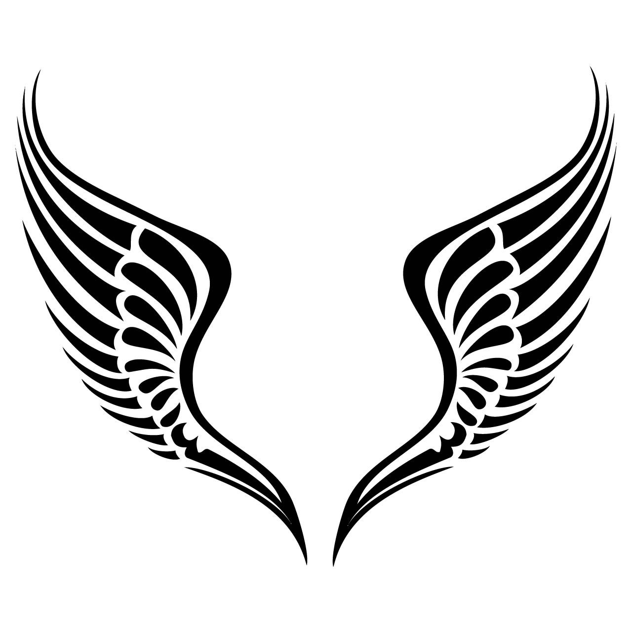Free Wings Cliparts, Download Free Clip Art, Free Clip Art.