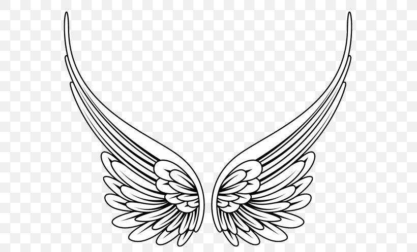 Angel Wing Clip Art, PNG, 600x497px, Angel, Angel Wing, Art.