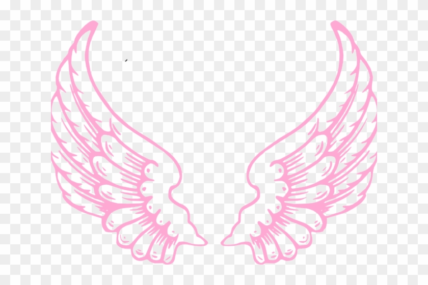 Angel Wings Clipart.
