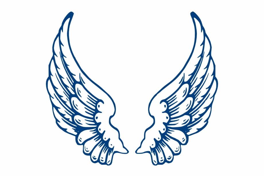 Bbb Angel Wings Clip Art Clipart Panda.