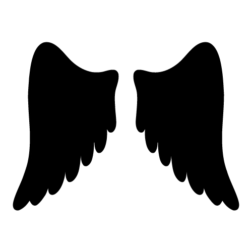 Angel wings free angel wing clip art free vector for free download 4.