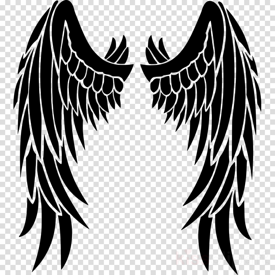 Angel Wings Clipart for printable to.