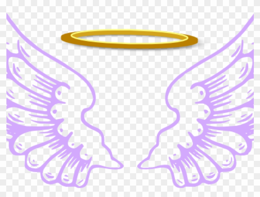 Halo Clipart Angel Wings And Halo Clip Art Clipart.