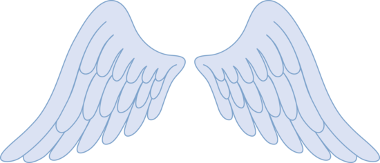 Angel wing clip art free vector of angel wings tattoo free image 2.
