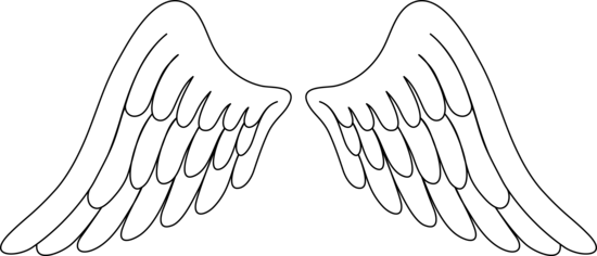 Angel Wings Clip Art & Angel Wings Clip Art Clip Art Images.