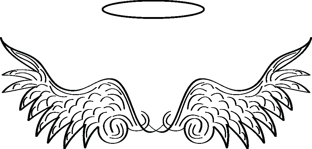 Angel Wing Clipart.