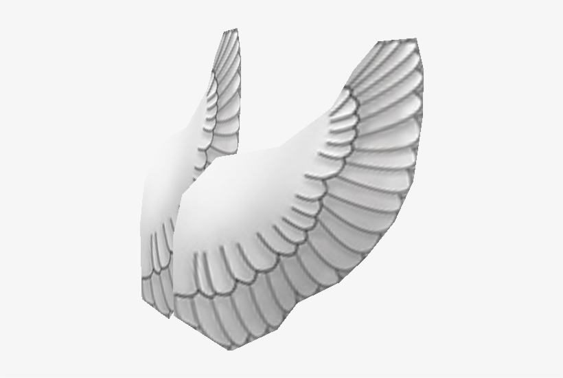 Angel Wings Png File Clip Art Black And White.