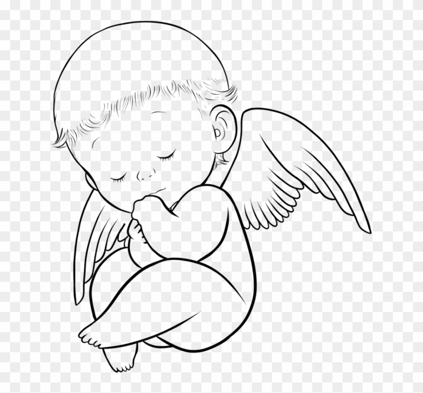Baby Angel Wings Clipart, HD Png Download.