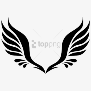 Free Angel Wings Clipart Png Cliparts, Silhouettes, Cartoons Free.