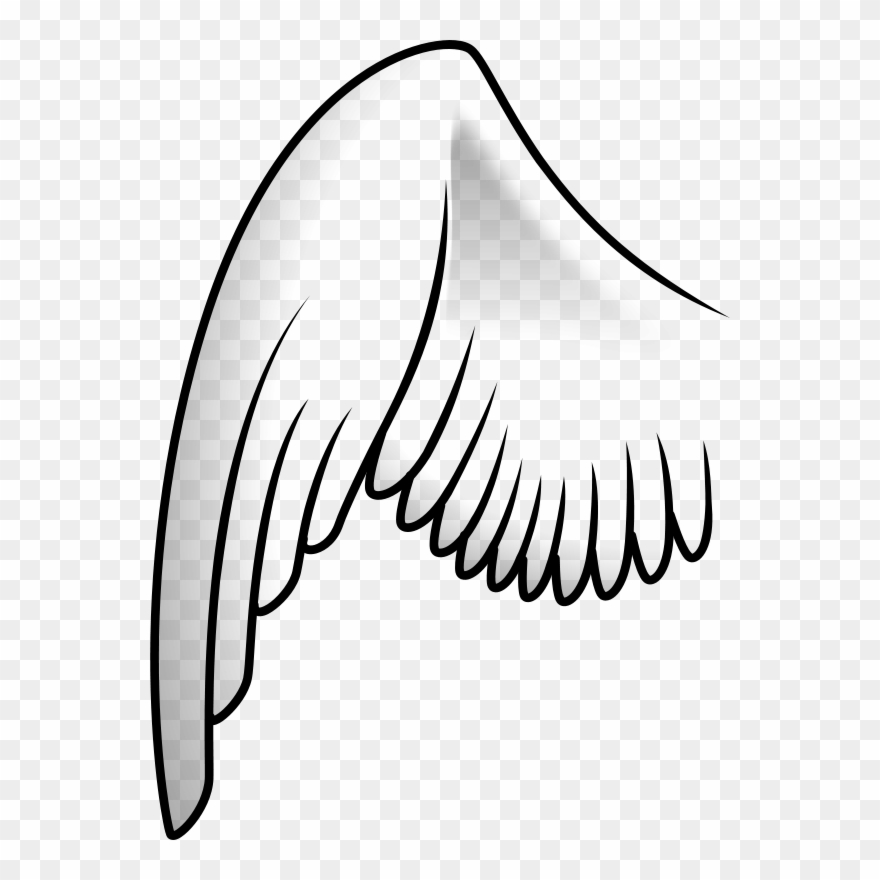 Wings 3 Clip Art.