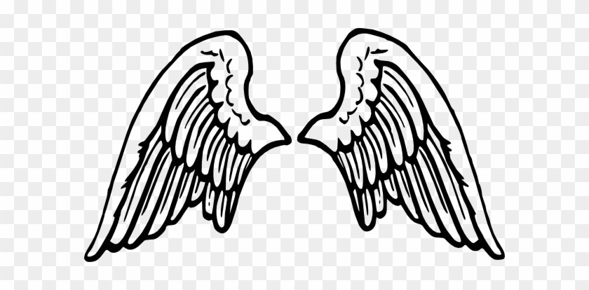 Angel wings png clipart 2 » Clipart Portal.