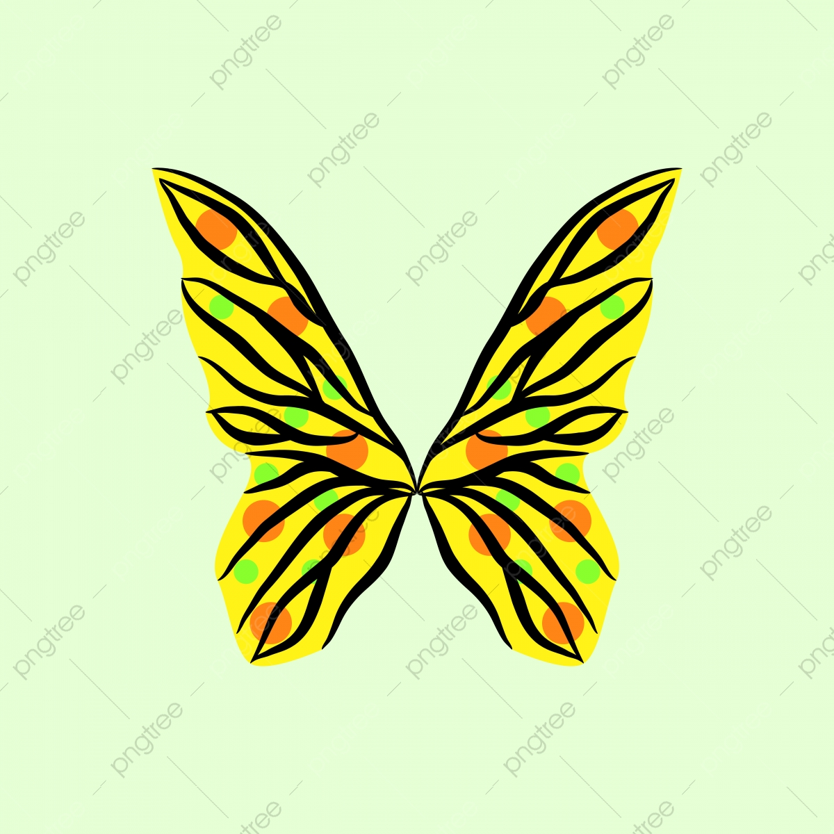 Wing, Wings To Fly, Wings Style, Angel Wings PNG Transparent Clipart.