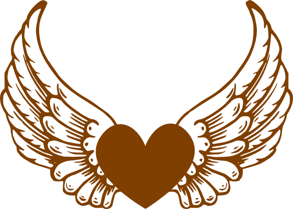 Bronzeheartwings Clip Art at Clker.com.