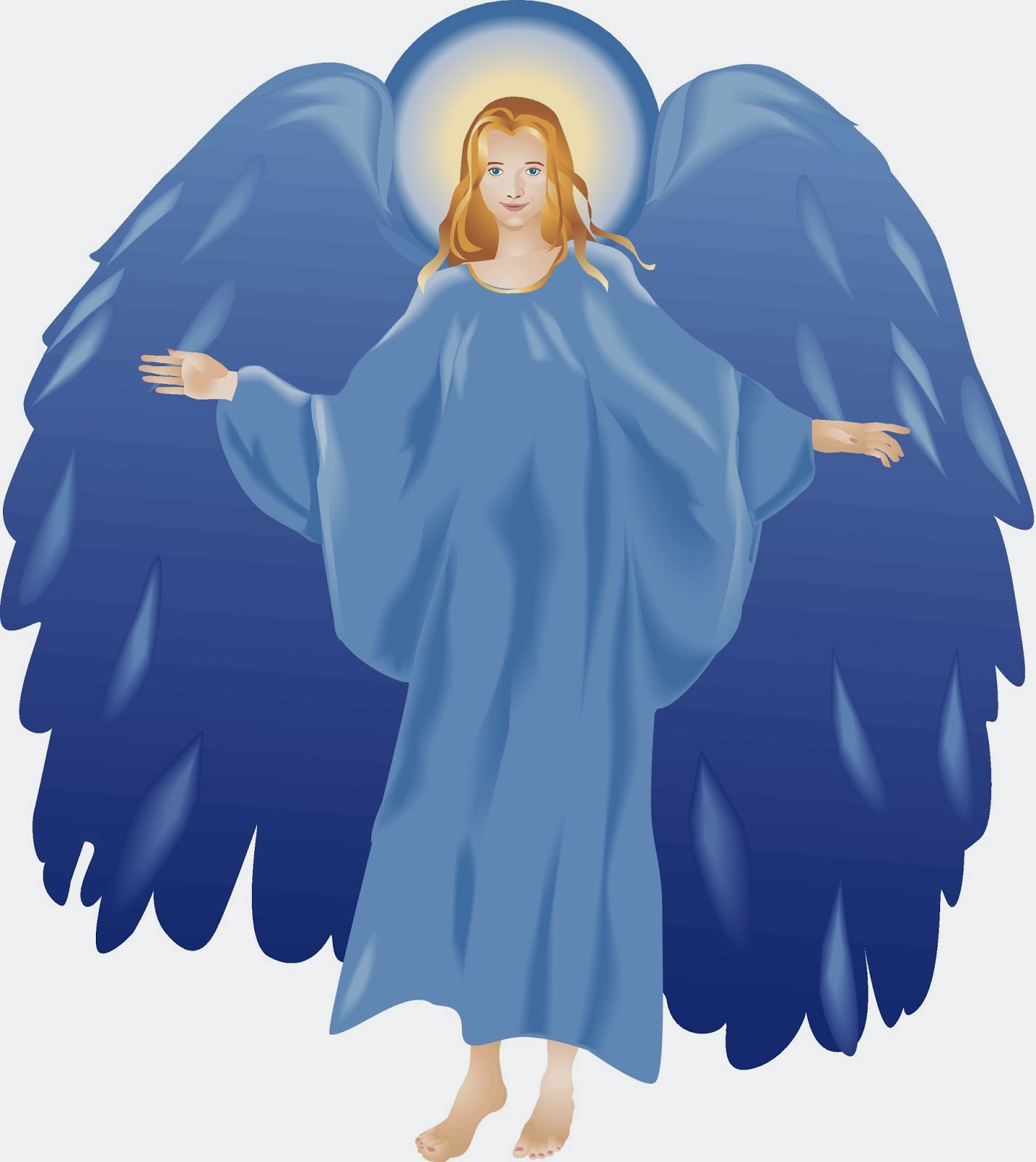 Your Faith Has Made You Whole: Pt. 2: Angels.