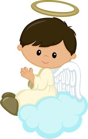 Baptism Angels Clipart Png.