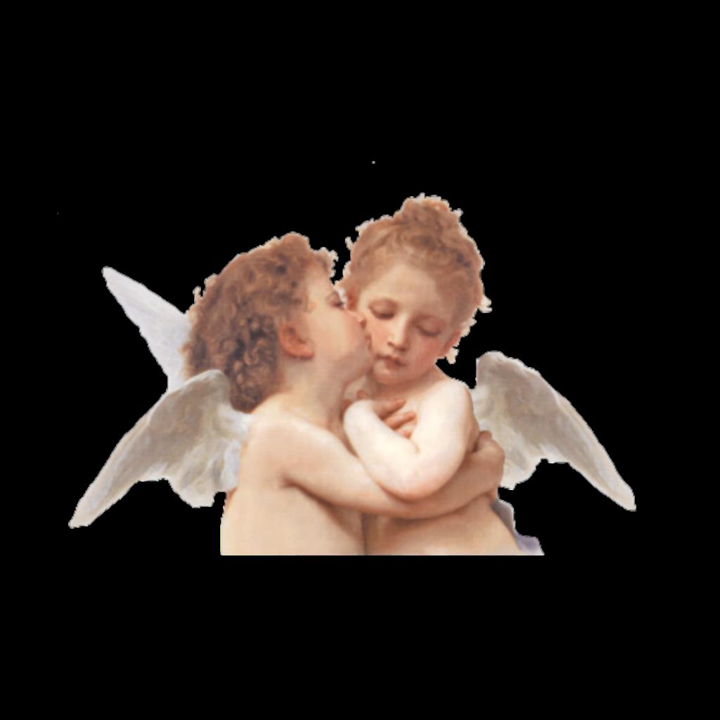 angels angeles art arte painting aesthetic tumblr png.