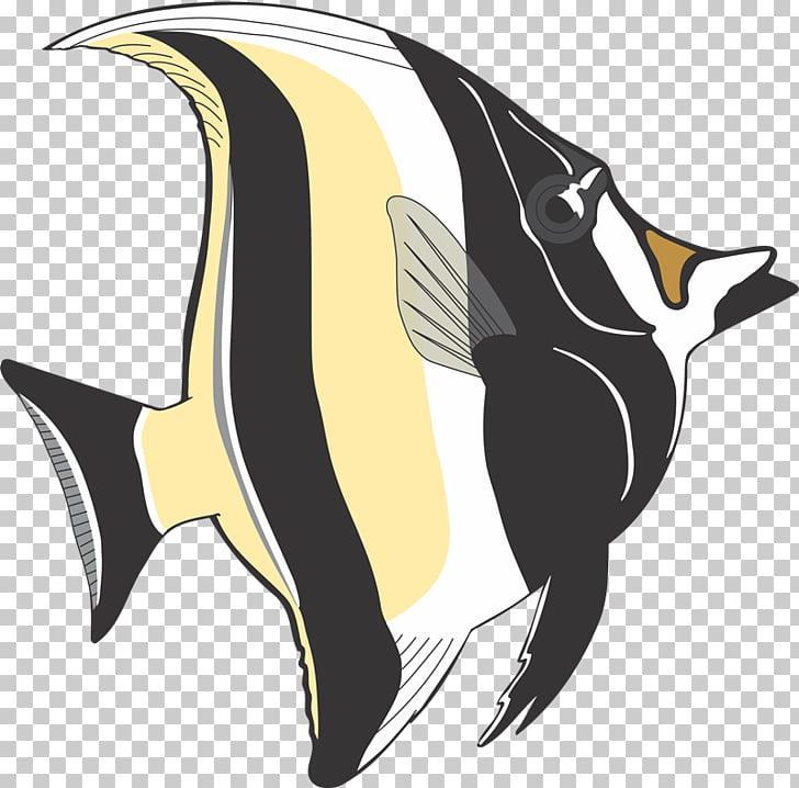 Angelfish Tropical fish , fish PNG clipart.