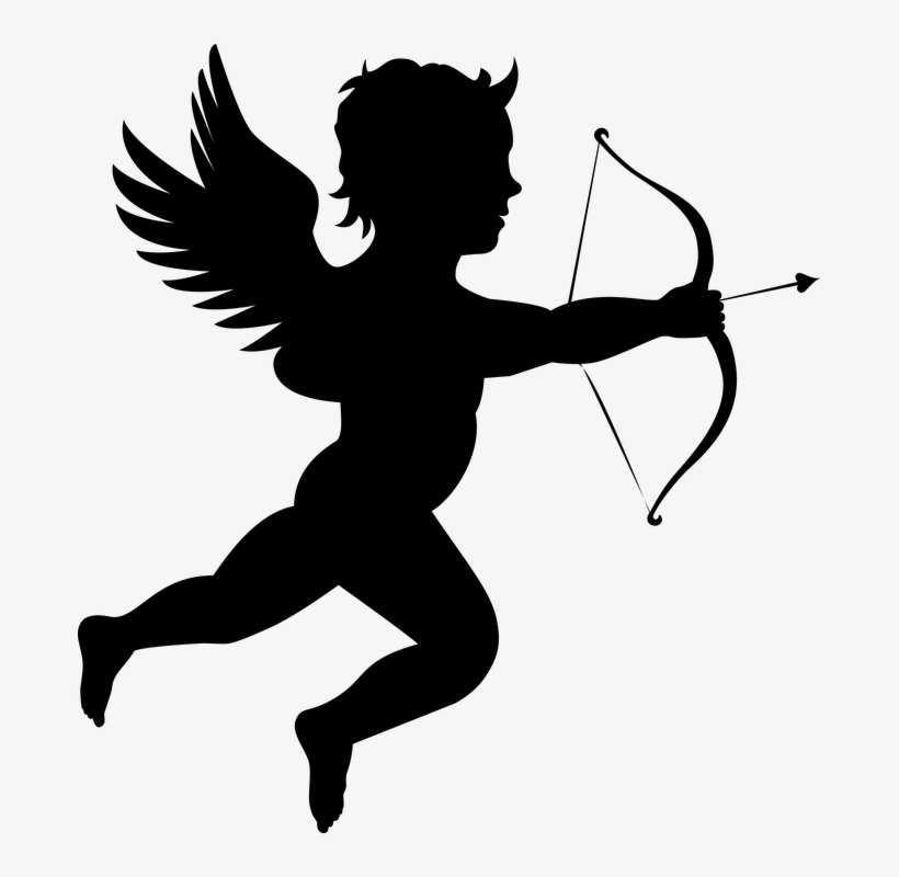 Angel, Arrow, Bow, Cartoon, Cherub, Chubby, Cupid.
