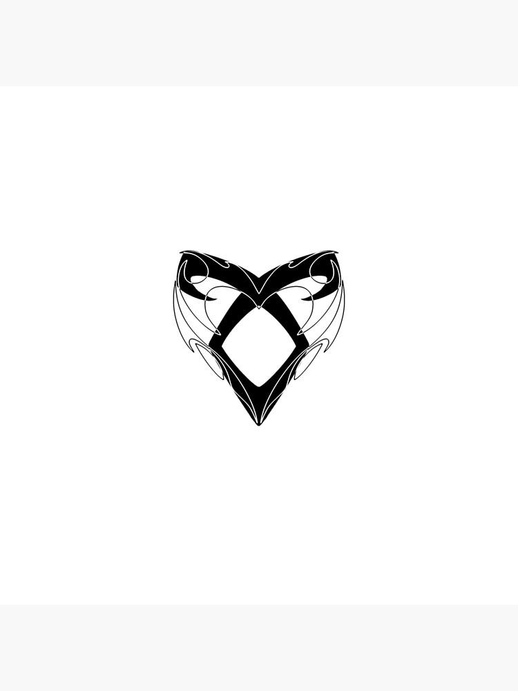 Shadowhunters rune.