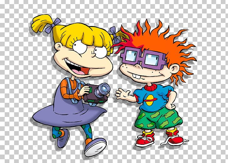 Angelica Pickles Chuckie Finster Susie Carmichael Baby.