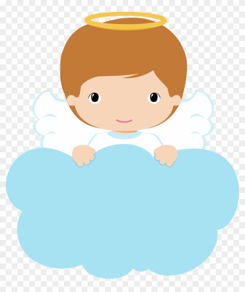 Angels Clipart Baptism.