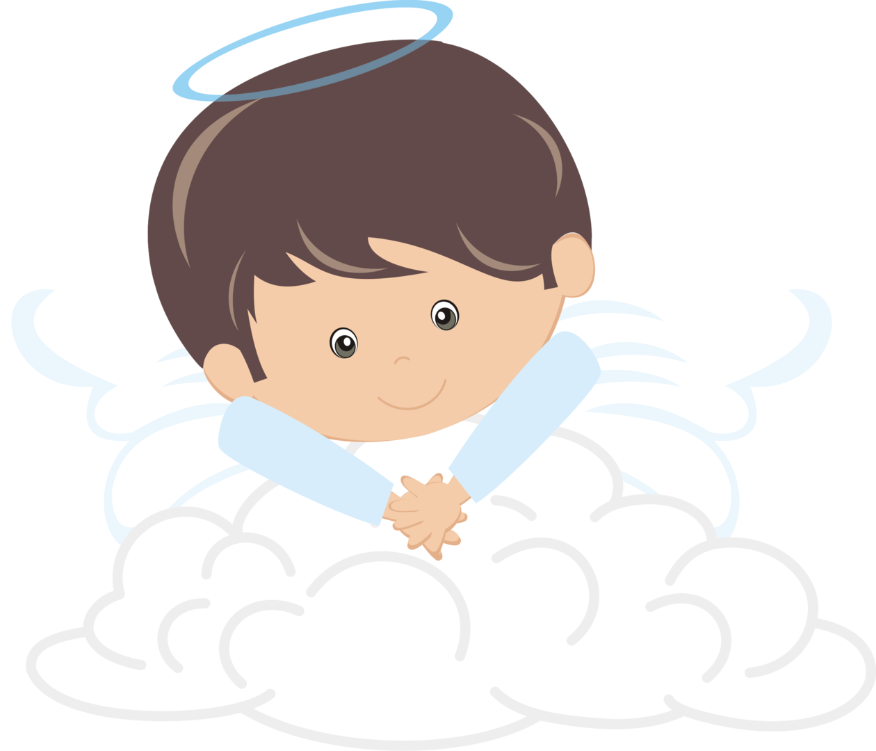 Clipart Angel Baptism.