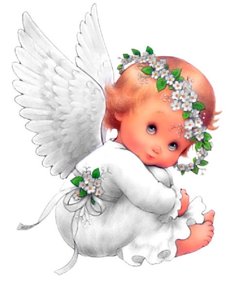 Angelitos png 2 » PNG Image.