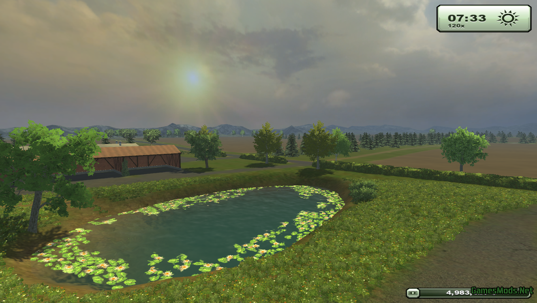 Angelner Map v1a inkl. SchweineMast MultiTerrain » GamesMods.net.