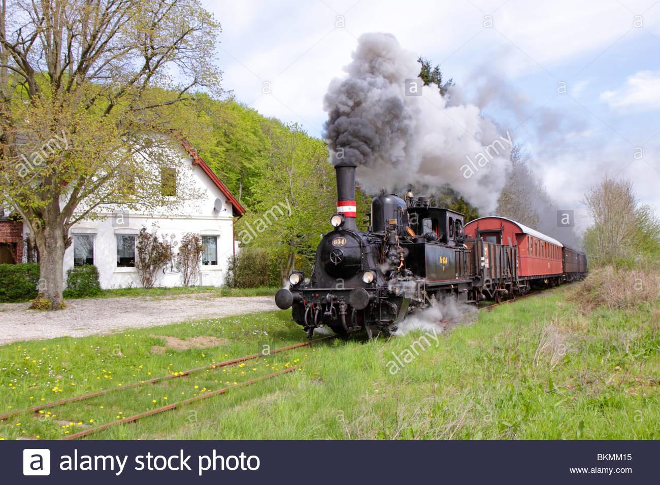 Dampfeisenbahn Stock Photos & Dampfeisenbahn Stock Images.