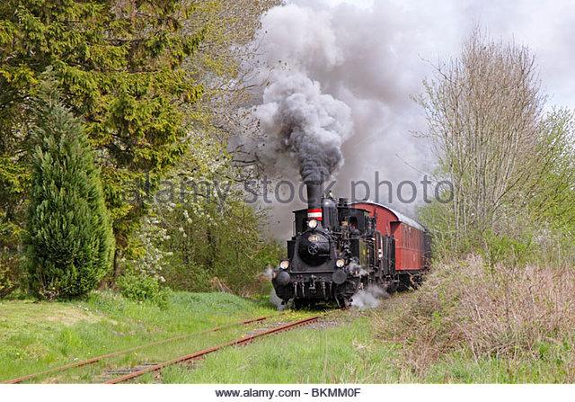 Railway Wagon With Wood Stock Photos & Railway Wagon With Wood.