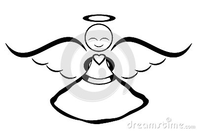 Guardian Angel Clipart Stock Photos, Images, & Pictures.