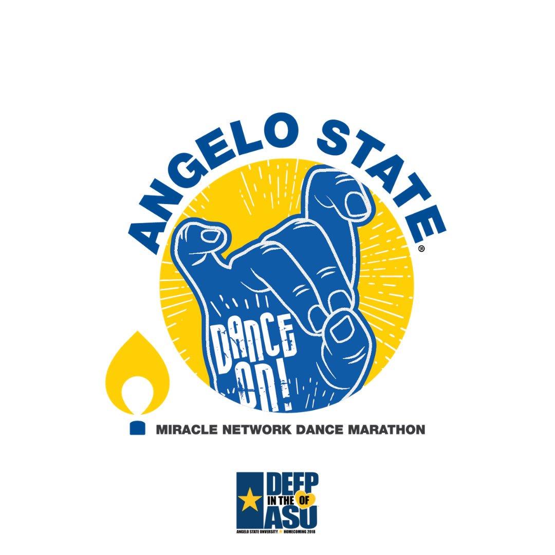 ASU Dance Marathon (@AngeloStateDM).