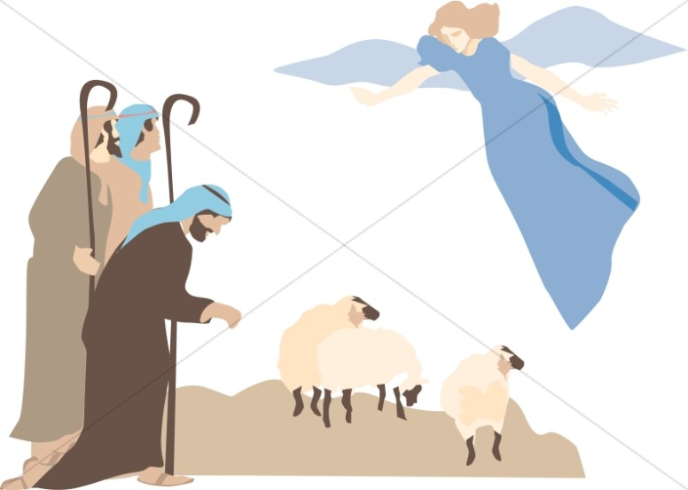 Shepherd's Angelic Visit.