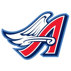 Angels Baseball Logo Clip Art.