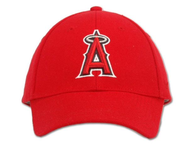 Angels Baseball Clipart.